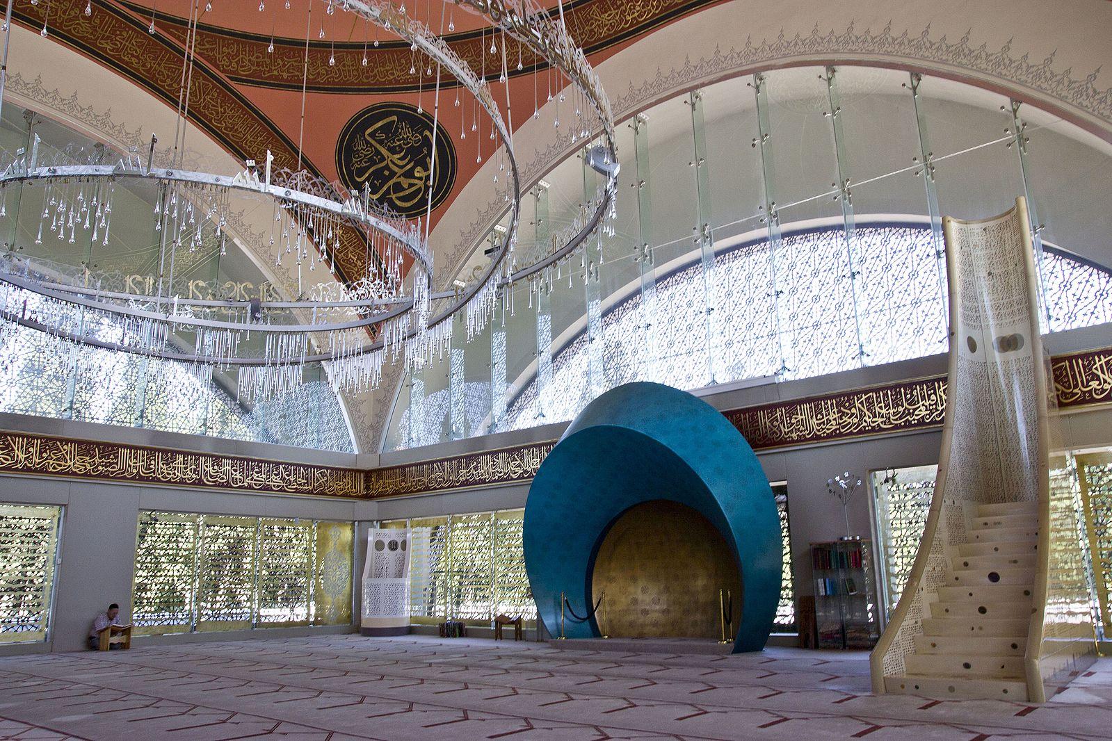 mosques taraweeh sakirin