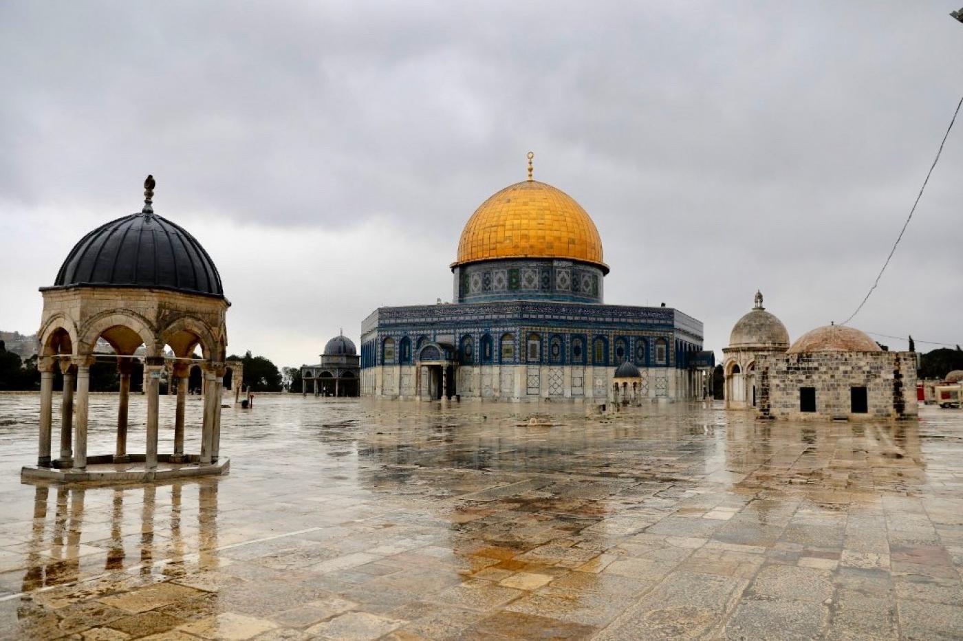 mosques taraweeh al aqsa