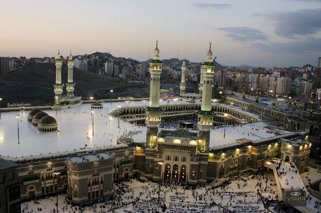 mosques taraweeh al haram