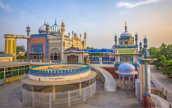 mosques taraweeh bhong
