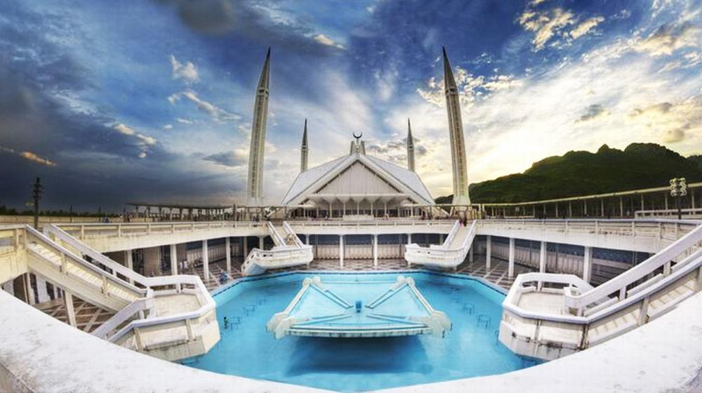 mosques taraweeh faisal mosque