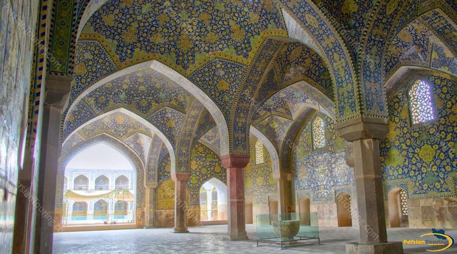mosques taraweeh isfahan