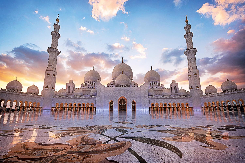 mosques taraweeh sheikh zayed