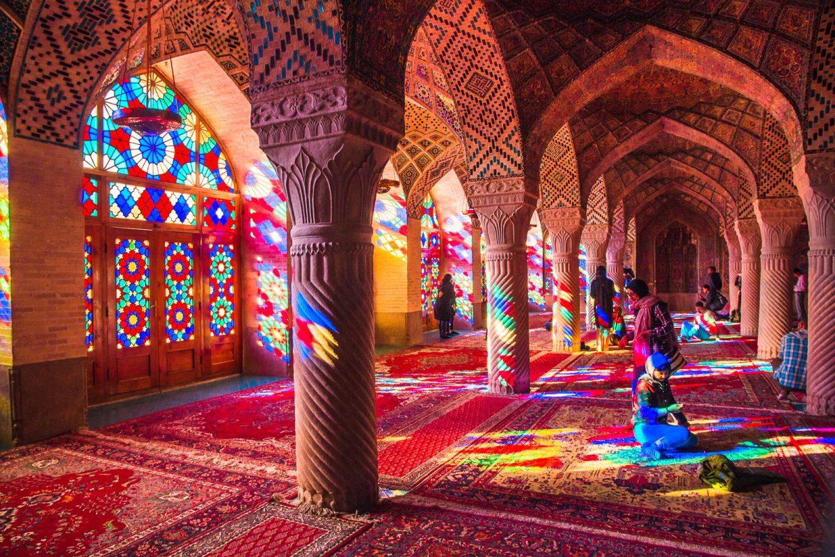 mosques taraweeh shiraz