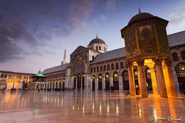 mosques taraweeh ummayad