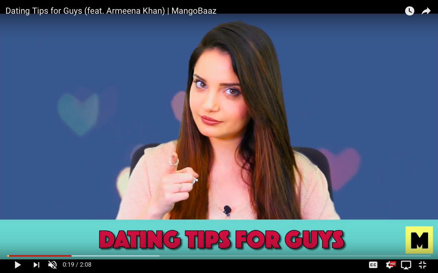 Dear Tarsey Hue Boys, Armeena Khan Is Asking, Bachi Chaiye?