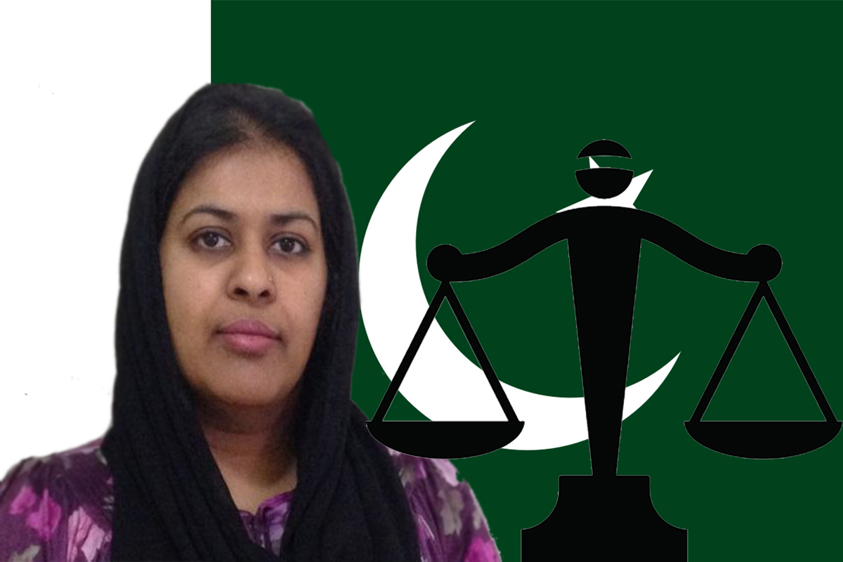 This Pakistani Woman Fought Back After Her University Spread Fake Rumors About Her Character