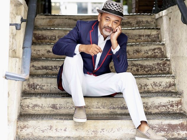 b3bbe6aae7c2 World Famous Shoe Designer Christian Louboutin Is In Pakistan And No ...