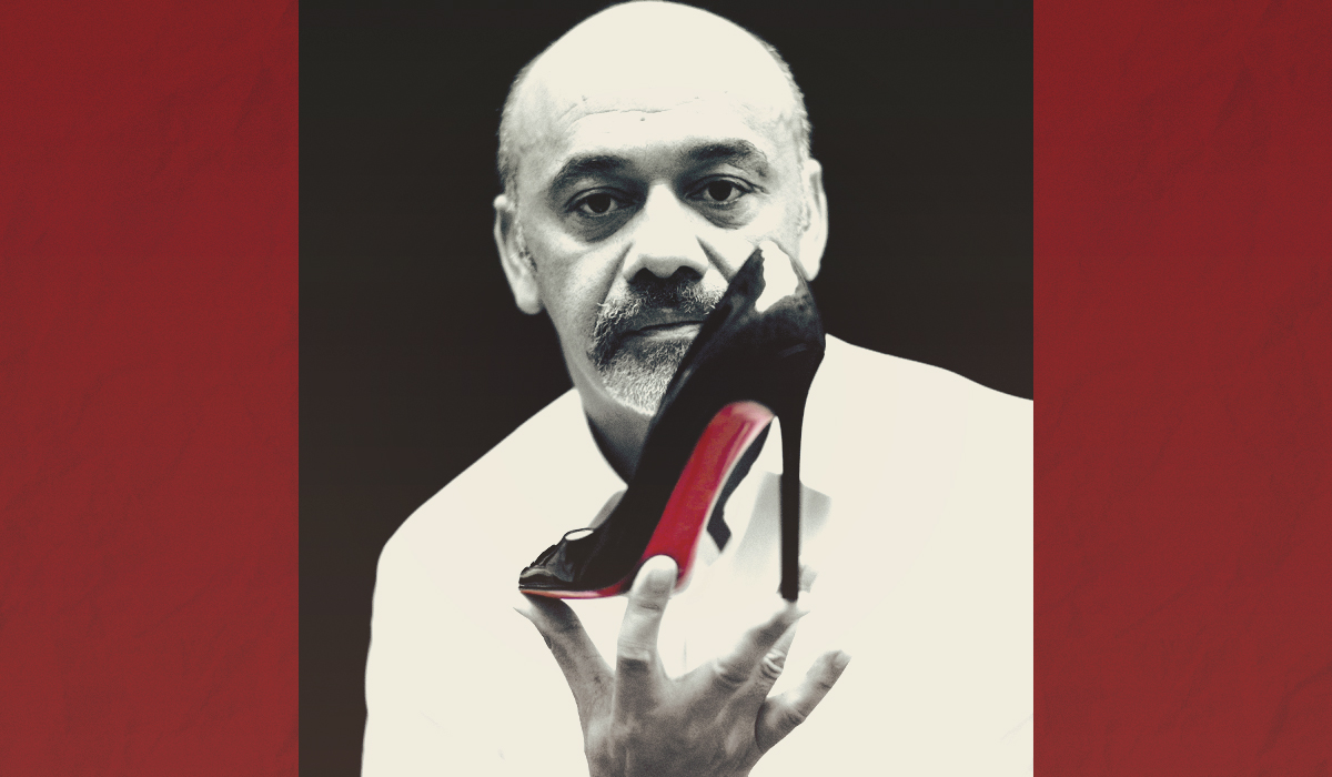 designer christian louboutin gkoh  World Famous Shoe Designer Christian Louboutin Is In Pakistan And No One  Knows Why