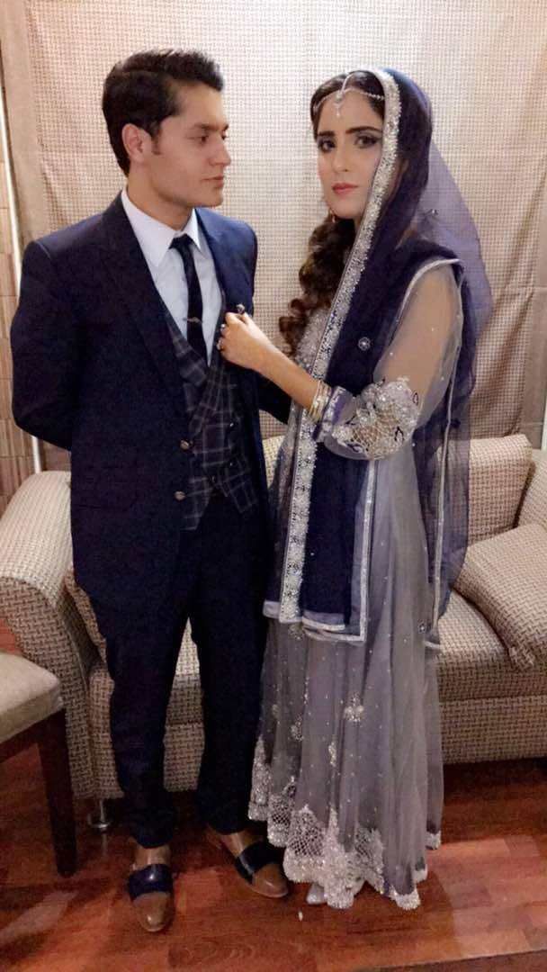 This Pakistani Couple Had Their Nikkah Done Twice When They Got