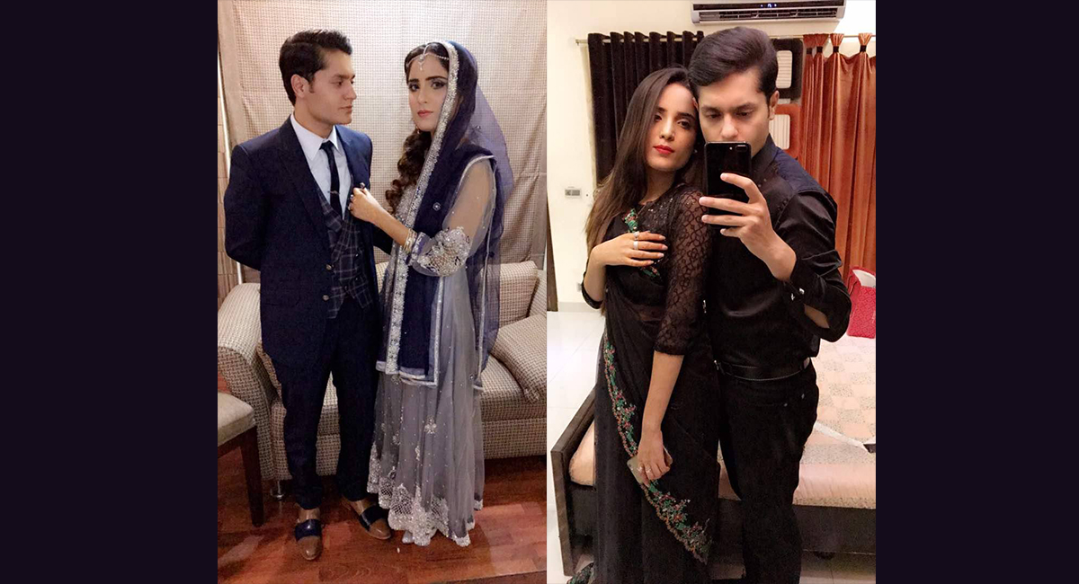 This Pakistani Couple Had Their Nikkah Done Twice When They Got Married, Here's Why