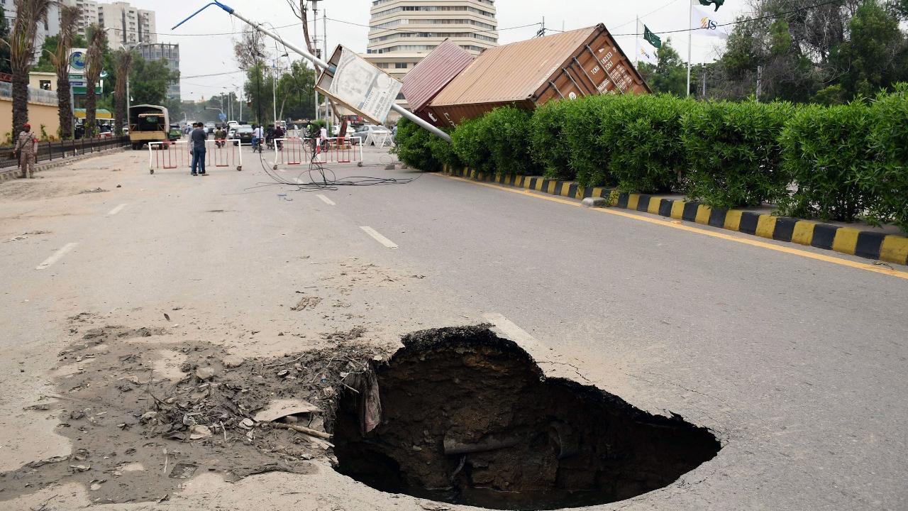 roads hate malala