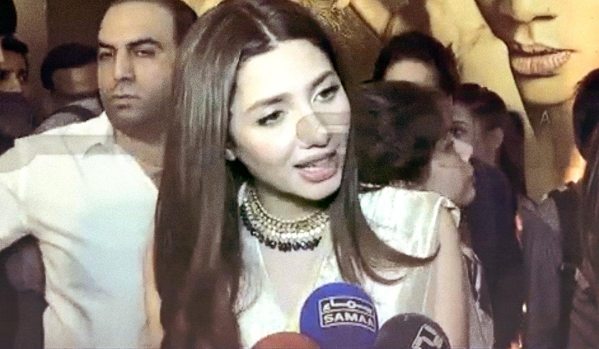 Mahira Just Shut Down Gossip About That Photo Like A Boss