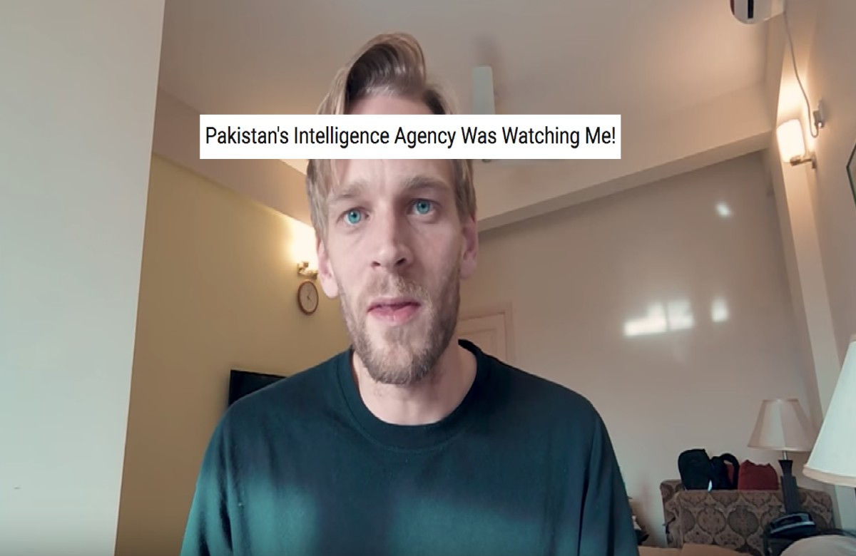 This Gora YouTuber Just Claimed That He Was Being Spied On In Pakistan