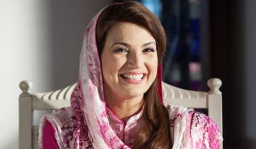 Reham Khan Joked About Working On A New Book And Pakistanis Can't Handle It